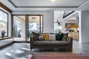 построить загородный дом в современном стиле